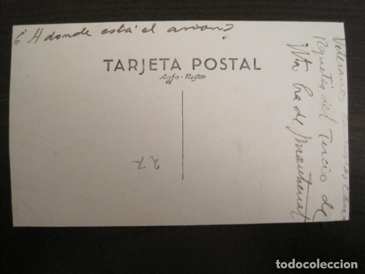 Postales: BARCELONA-MILITARES-POSTAL FOTOGRAFICA ANTIGUA MILITAR-VER FOTOS-(67.944) - Foto 5 - 194882008