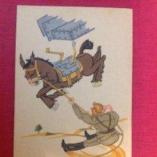 Postales: ANTIGUA POSTAL MILITAR. Lote 194964175