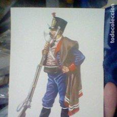 Postales: ALMOGAVARES BATALLON 1810 ED CENTRO AYUDA ENSEÑANZA 1979 Nº 15. Lote 195007791
