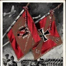 Postales: ESPAÑA GUERRA CIVIL FRANCO LEGIÓN CONDOR ANTIGUA POSTAL . Lote 195013891