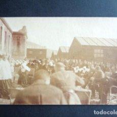 Postales: POSTAL FOTOGRÁFICA. HOSPITAL MILITAR ESPAÑOL DE TETÚAN. CEREMONIA MILITARES Y MONJAS. 1921.. Lote 195214461