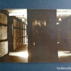 Postales: POSTAL FOTOGRÁFICA. HOSPITAL MILITAR ESPAÑOL DE TETÚAN. SALA DE LAVANDERÍA. 1921.. Lote 195215050