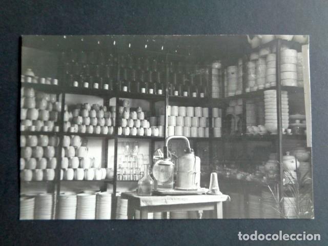 POSTAL FOTOGRÁFICA. HOSPITAL MILITAR ESPAÑOL DE TETÚAN. INTENDENCIA. ALMACEN. 1921. (Postales - Postales Temáticas - Militares)