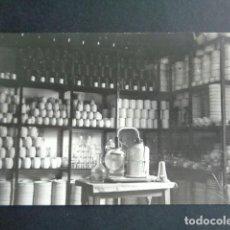 Postales: POSTAL FOTOGRÁFICA. HOSPITAL MILITAR ESPAÑOL DE TETÚAN. INTENDENCIA. ALMACEN. 1921.. Lote 195215196