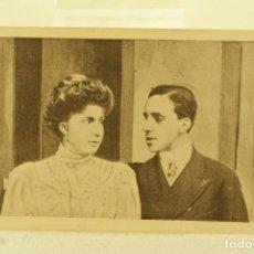 Postales: ALFONSO XIII MONARQUICA ESCRITA. Lote 195738862