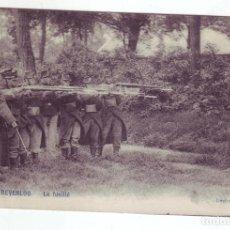 Postales: CAMPAMENTO DE BEVERLOO - FUSILAMIENTO - ANTIGUA POSTAL AÑO 1907. Lote 195773130