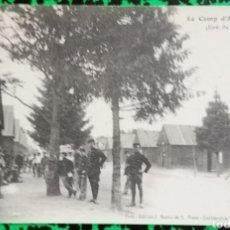 Postales: LE CAMP D'AUVOURS (ENV. DU MANS) - LE MANS (FRANCIA) - CIRCULADA - PJRB . Lote 195992327