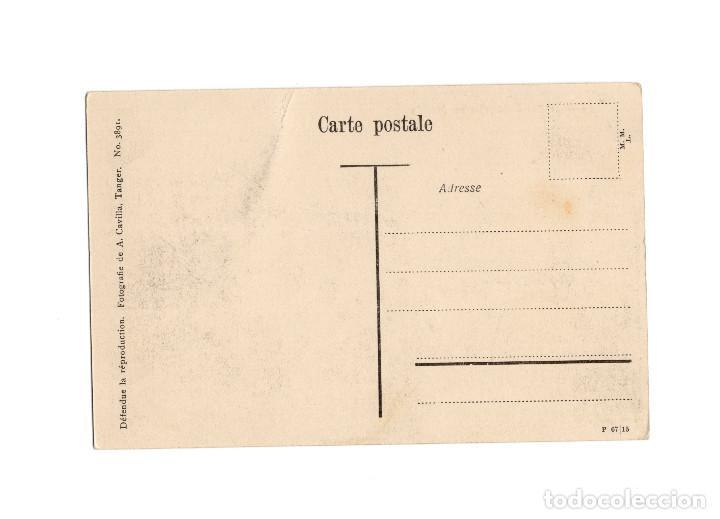 Postales: CAMPAÑA DE MELILLA - LAS TROPAS ESPAÑOLAS EN MELILLA. - Foto 2 - 196375015