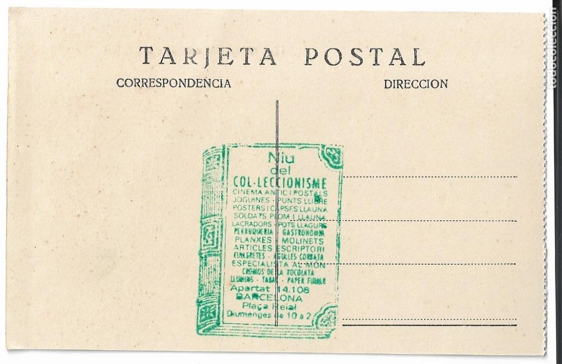 Postales: GUERRA DE MARRUECOS - CAMPAÑA DEL RIF 1921 - CEUTA - CUARTEL DE LA LEGIÓN - P30493 - Foto 2 - 198229353