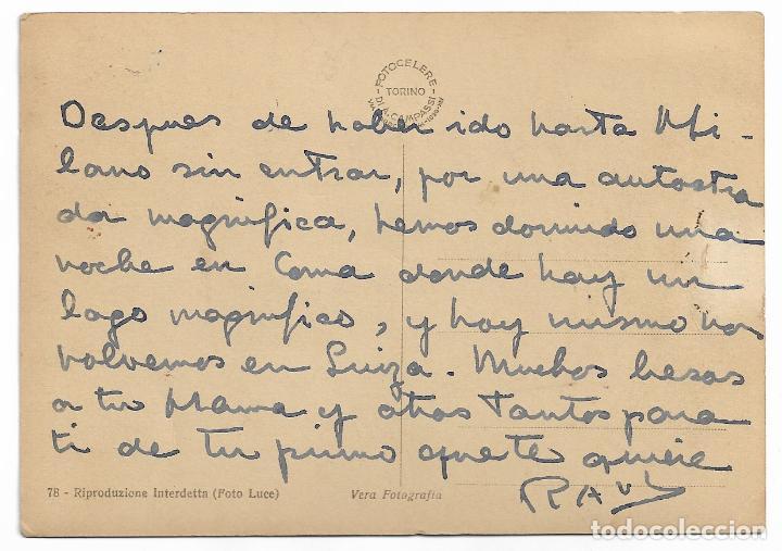Postales: ITALIA FASCISTA - MARISCAL RODOLFO GRAZIANI - P30486 - Foto 2 - 198229855