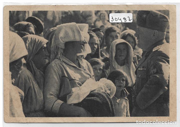 ITALIA FASCISTA - MUSSOLINI - P30486 (Postales - Postales Temáticas - Militares)