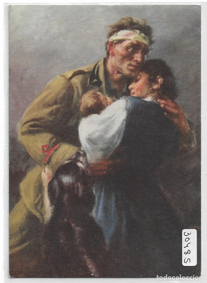 ITALIA FASCISTA - ILUSTRADOR CLEMENTE TAFURI - P30485 (Postales - Postales Temáticas - Militares)