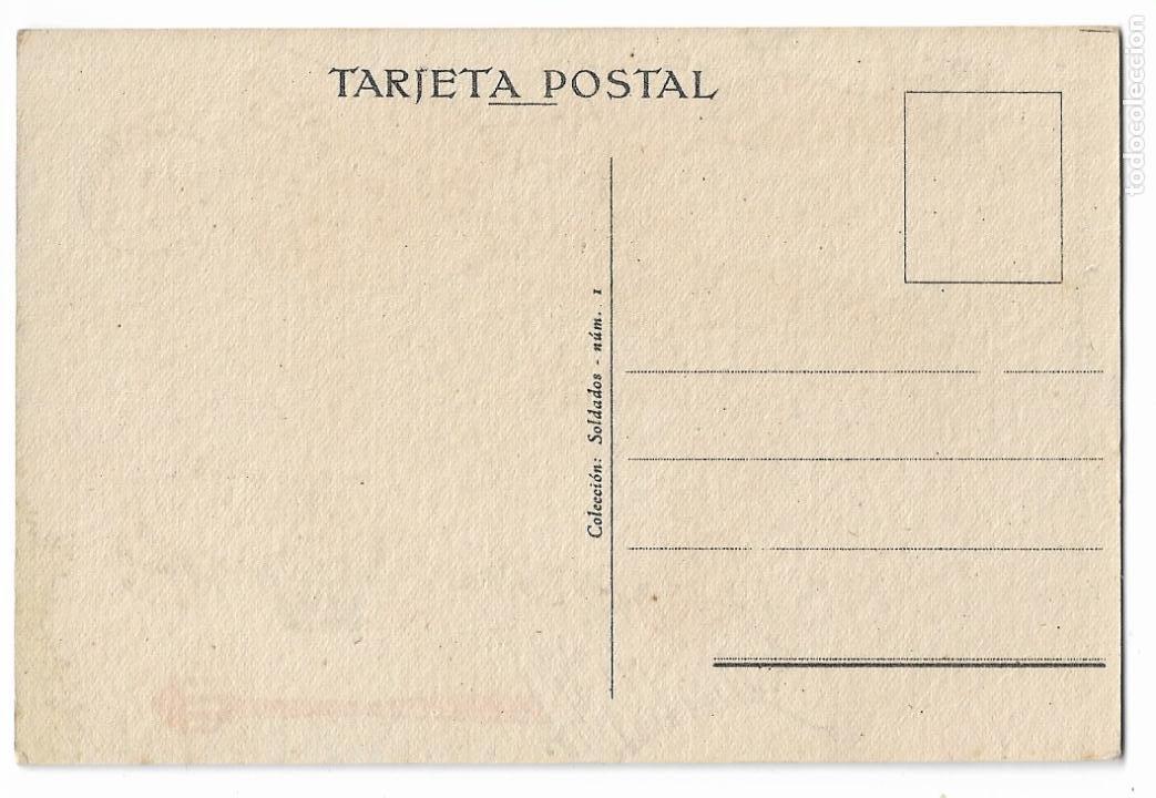 Postales: POSTALES DE LA MILI - SERVICIO MILITAR - COLECCIÓN SOLDADOS Nº 1 - P30526 - Foto 2 - 198242792