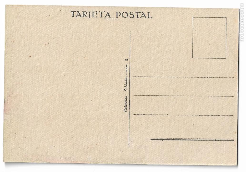Postales: POSTALES DE LA MILI - SERVICIO MILITAR - COLECCIÓN SOLDADOS Nº 8 - P30526 - Foto 2 - 198242871