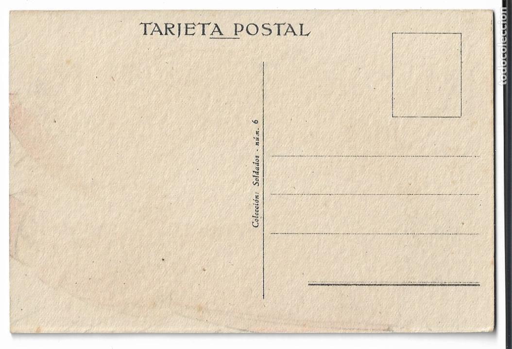 Postales: POSTALES DE LA MILI - SERVICIO MILITAR - COLECCIÓN SOLDADOS Nº 6 - P30526 - Foto 2 - 198243093