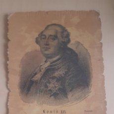 Postales: POSTAL ANTIGUA LUIS XVI PONE ISIDORO XIRCH, 31 RUE DE TARENNE TINPORTE. Lote 198836116
