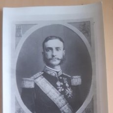 Postales: POSTAL ANTIGUA ALFONSO XII REY DE ESPAÑA EDICIONES PALOMEQUE MADRID. Lote 198836407