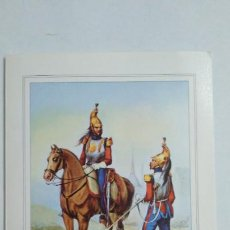 Postales: TARJETA POSTAL EJERCITO ESPAÑOL. Lote 199433512