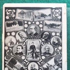 Postales: TARJETA POSTAL DE ALFONSO XIII BORBÓN. MONARQUÍA. Lote 202437618