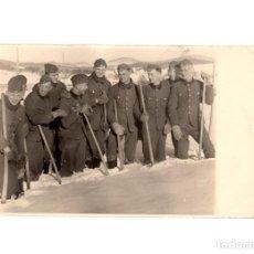 Postales: MILITARES ALEMANES 1939, SELLOS EJÉRCITO ALEMÁN WEHRMACHT. POSTAL FOTOGRÁFICA.. Lote 204267997