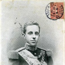 Postales: ALFONSO XIII. Lote 206371005