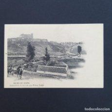 Postales: TARJETA POSTAL MILITAR, TOLEDO. COLECCIÓN G. F. A.I. AÑO 1907. SALIDA DE OCAÑA (P232). Lote 209039017
