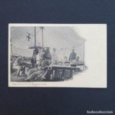Postales: TARJETA POSTAL MILITAR, TOLEDO. COLECCIÓN G. F. A.I. AÑO 1907. TIENDA ENFERMERIA (P230). Lote 209039350