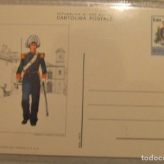 Postales: 10 POSTALES MILITARES ITALIANAS. Lote 214075546