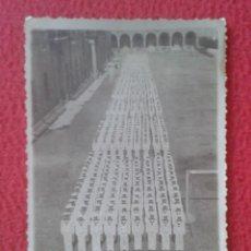 Postales: POST CARD MARINOS MARINEROS FIRMES MARINES SOLDADOS ESPAÑA? EJÉRCITO ARMADA EN CAMPO DE FÚTBOL? 1944. Lote 216841670