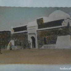 Postales: POSTAL DE LA ALCAZABA , CUARTEL DE LA LEGION EN SMARA , SAHARA ESPAÑOL. AÑOS 50. Lote 219707225