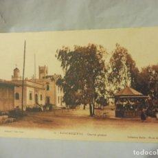 Postales: POSTAL ALKAZARKIVIR ALCAZARQUIVIR (MARRUECOS) 17 CUARTEL GENERAL EDICIÓN CASA GOYA FOTO ALBERT ETBTS. Lote 220892212