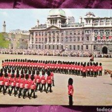 Postales: TROPAS DE COLOR GUARDS PARADE LONDON. Lote 221849161