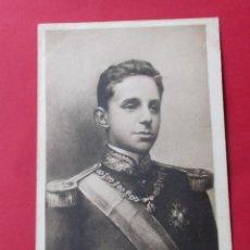 Postales: AS.M. DON ALFONSO XIII. REY DE ESPAÑA- HAUSER Y MENET.. Lote 222447351