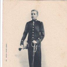 Postales: MONARQUIA S. M. ALFONSO XIII. ED. HAUSER Y MENET Nº 415. REVERSO SIN DIVIDIDIR. SIN CIRCULAR. Lote 222594892
