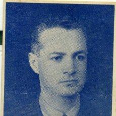 Postales: GUERRA CIVIL. CORONEL GALÁN. EJÉRCITO REPUBLICANO. EDITADA EN URUGUAY EN 1941. MUY RARA.. Lote 241121100