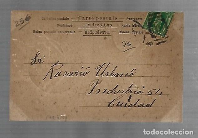 Postales: PORTAL CUBA. FIRMA DE JOAQUÍN M. TORROJA. CÓNSUL GENERAL DE ESPAÑA - Foto 2 - 241858280