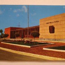 Postales: ZARAGOZA - CAMPAMENTO C.I.R. Nº 10 - CUERPO DE GUARDIA - P47062. Lote 244951880