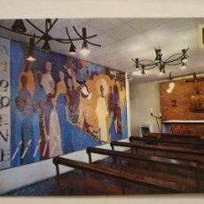 Postales: LLEIDA - REGIMIENTO DE CAZADORES DE MONTAÑA - CAPILLA - P47072. Lote 244952135
