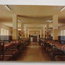 Postales: LEÓN - CAMPAMENTO DEL FERRAL DE BERNESGA - C.I.R. Nº 12 - DORMITORIOS - P47082. Lote 244952605