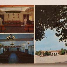 Postales: COLMENAR VIEJO - MADRID - CAMPAMENTO SAN PEDRO C.I.R. Nº 1 - P47087. Lote 244952840
