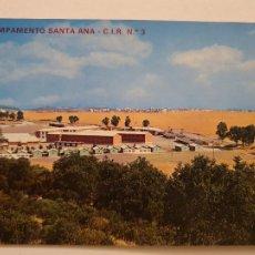 Postales: CÁCERES - CAMPAMENTO SANTA ANA C.I.R. Nº 3 - P47089. Lote 244952880