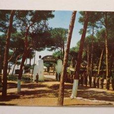 Postales: ROTA - CÁDIZ - CAMPAMENTO LA FORESTAL - UNIDAD ESPECIAL DE ARTILLERÍA DE COSTA - P47091. Lote 244952945