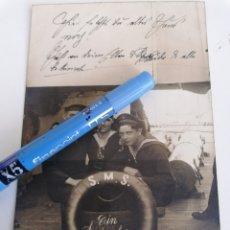Postales: CUXHAVEN. ALEMANIA. SMS THURINGEN. POSTAL 1912.. Lote 252752250