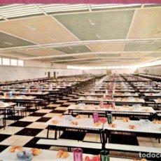 Postales: ZARAGOZA. CAMPAMENTO DE S. GREGORIO CIR Nº 10. 6 COMEDOR DE TROPA. FOTO ÁNGEL. ARRIBAS. NUEVA. COLOR. Lote 255457430