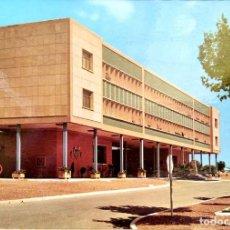 Postales: ZARAGOZA. CAMPAMENTO DE S. GREGORIO CIR Nº 10. 8 PABELLÓN DE MANDO. FOTO ÁNGEL. ARRIBAS. NUEVA. COLO. Lote 255457435