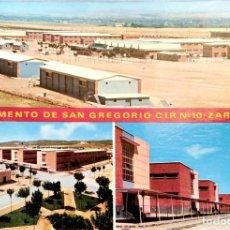 Postales: ZARAGOZA. CAMPAMENTO DE S. GREGORIO CIR Nº 10. 19 VISTAS VARIAS . FOTO ÁNGEL. ARRIBAS. NUEVA. COLOR. Lote 255457470