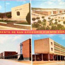 Postales: ZARAGOZA. CAMPAMENTO DE S. GREGORIO CIR Nº 10. 20 VISTAS VARIAS . FOTO ÁNGEL. ARRIBAS. NUEVA. COLOR. Lote 255457510