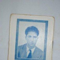 Postales: ANTONIO MOLLE LAZO , MUERTO EN 1936. Lote 261281275
