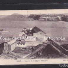 Postales: POSTAL DE ARGELIA - 364 ORAN. - CASERNE DE LA LÉGION ÉTRANGÉRE. (ALGÉRIE). Lote 263170915