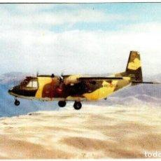 Cartoline: EJÉRCITO DEL AIRE - AVIOCAR C-212 - GRÁFICAS VIRGEN DE LORETO - 151X102 MM.. Lote 264513979